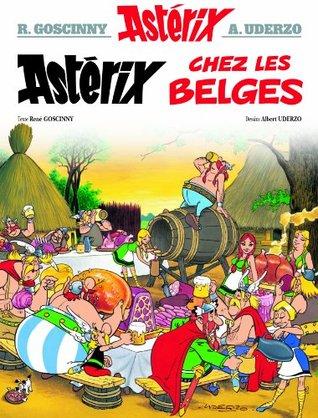 Astérix chez les Belges by René Goscinny