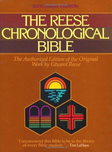 Reese Chronological Bible-KJV