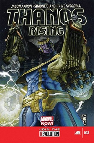 Ebook Thanos Rising #3 by Jason Aaron PDF!