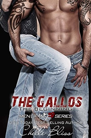 The Gallos: The Beginning (Men of Inked #0.5)