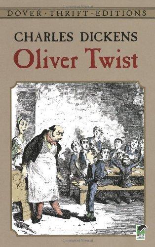 Oliver Twist. ILLUSTRATED.