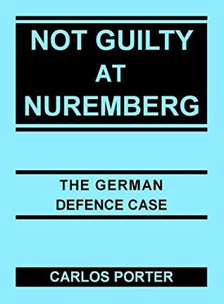 Not Guilty at Nuremberg
