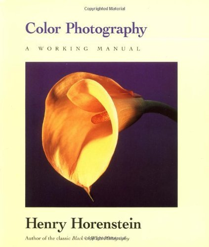 Color Photography: A Working Manual