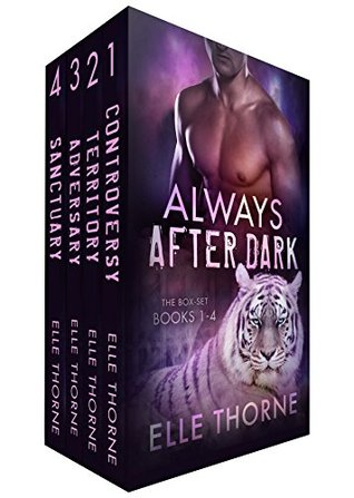 Always After Dark The Box Set (Always After Dark #1-4) by Elle Thorne