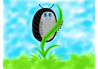 PILLY: the Little pill bug with Big Secrets