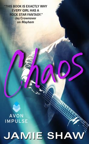 Chaos (Mayhem, #3)