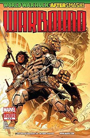 World War Hulk Aftersmash: Warbound #1