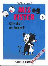 Mis og Fister 6 - Gi'r du et kram?