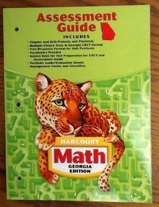 Harcourt Math Grade 5 Assessment Guide