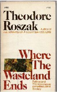 Where the Wasteland Ends: Politics and Transcendence in Postindustrial Society