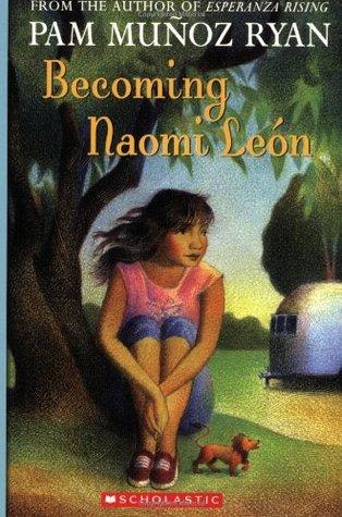 Becoming Naomi León by Pam Muñoz Ryan