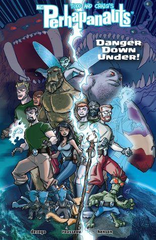 The Perhapanauts, Vol. 3 : Danger Down Under