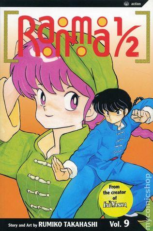 Ranma 1/2, Vol. 9 (Ranma ½ (US 2nd), #9)