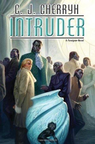Intruder by C.J. Cherryh