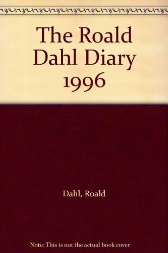 The Roald Dahl Diary 1996