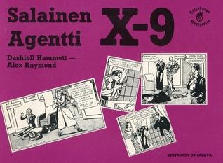 Salainen Agentti X-9