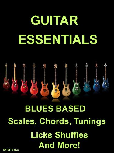 GUITAR ESSENTIALS - Blues Based Guitar Techniques and Tip's