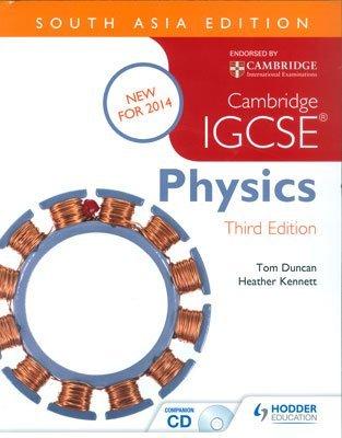 Cambridge IGCSE Physics [with CD]