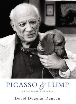 Picasso & Lump by David Douglas Duncan
