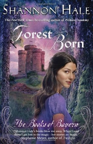 Forest Born(The Books of Bayern 4)