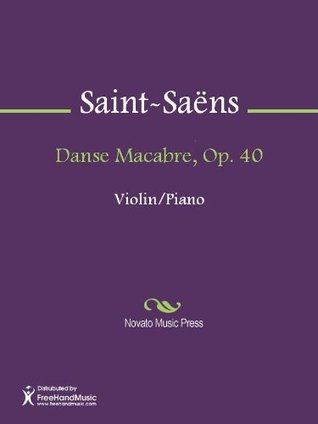 Danse Macabre, Op. 40 - Violin