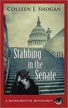 Stabbing in the Senate (Washington Whodunit, #1)