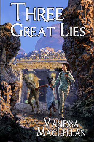 Download and Read online Three Great Lies books