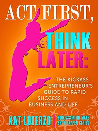act first think later Act first, think later contact herminia ibarra the charles handy professor of organizational behavior london business school 26 sussex place london, nw1 4sa.