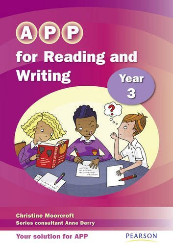 APP for Reading and Writing Year 3