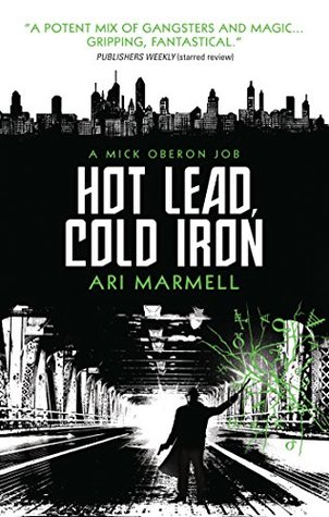 Image result for hot lead, cold iron book