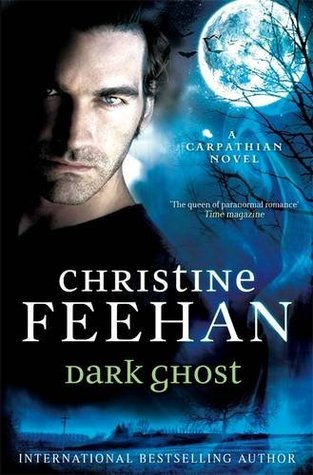 Book Dark Ghost By Christine Feehan