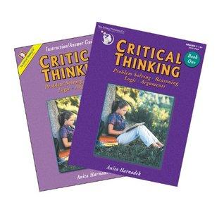 Critical Thinking Book One Set (Grades 7-12)