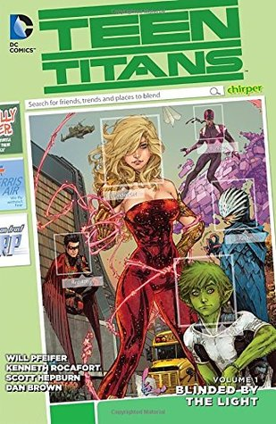 Teen Titans, Volume 1: Blinded by the Light