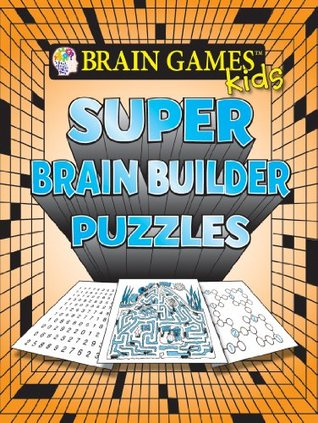 Brain Games for Kids: Super Brain Builder Puzzles