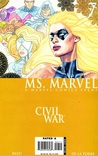 Ms. Marvel (2006-2010) #7 by Brian Reed