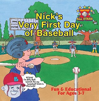 Nicks Very First Day of Baseball