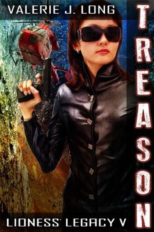 Treason (Zoe Lionheart Book 16)