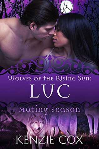 Luc (Wolves of the Rising Sun, #3)