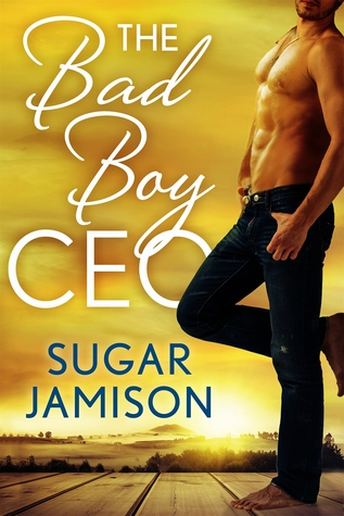 {Review} The Bad Boy CEO by Sugar Jamison
