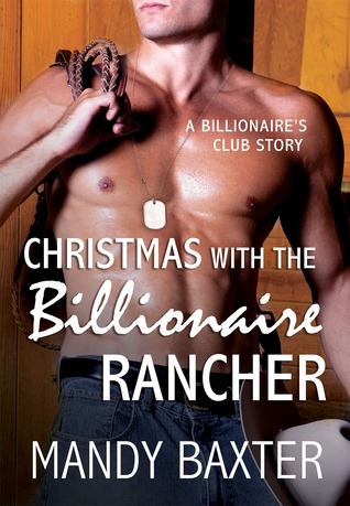 {Review} Christmas With the Billionaire Rancher by Mandy Baxter