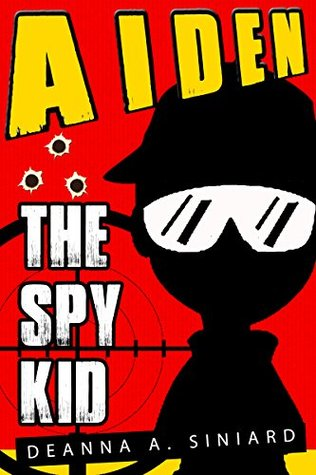 SPY BOOK : AIDEN THE SPY KID Book 1 - mystery for children ,spy books for kids ,spy books for teen ,spy books for children