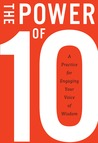 The Power of 10 by Rugger Burke
