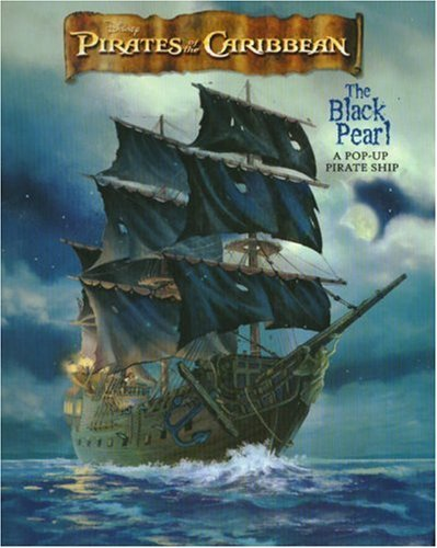 Pirates of the Caribbean: The Black Pearl - A Pop-Up Pirate Ship