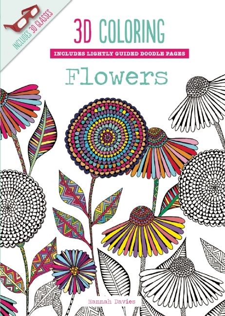 3D Coloring Flowers