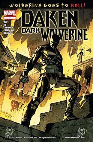 Ebook Daken: Dark Wolverine #1 by Marjorie M. Liu TXT!