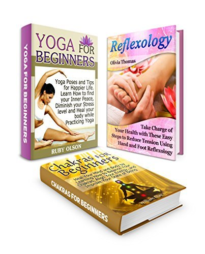 Yoga For Beginners Box Set: Top 10 Tai Chi Yang Style Lessons for Beginners plus Yoga Poses for Finding Your Inner Peace and Tips on How to Balance Chakras ... Set, benefits of yoga, tai chi yang style)