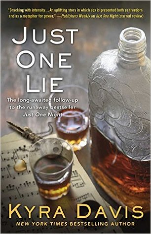 Just One Lie (Just One Night, #2)