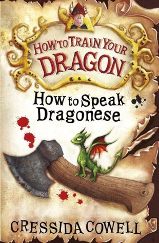 how to train your dragon book review
