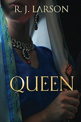 Queen (Realms of the Infinite, #2)