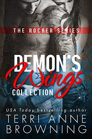 The Rocker Series: Demon's Wings Collection (The Rocker, #1-6)